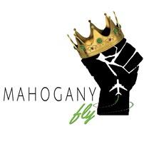 Mahogany fly logo