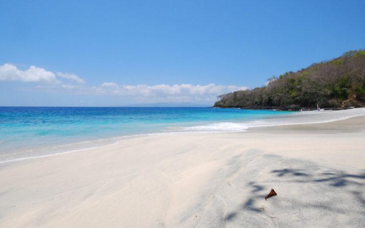 White beach Bali