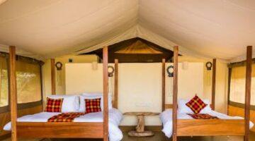 Kenya Tented Camp Masai Mara